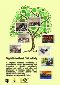 Digitális festészet diákműhely